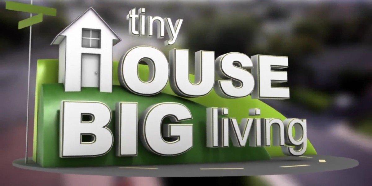 Tiny House, Big Living logo