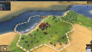 Save 78 percent on Civ 6 in Fanatical's sale, beating its