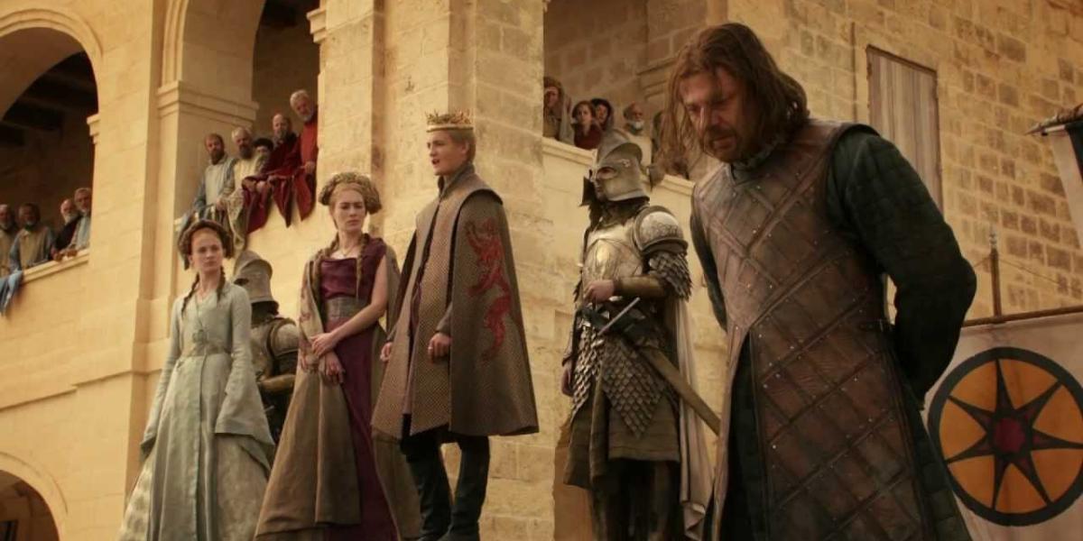 Sean Bean in Game of Thrones Season 1