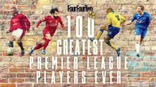 100 Best premier League players ever