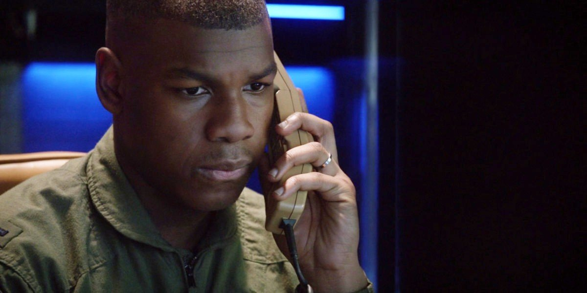 John Boyega in 24: Live Another Day