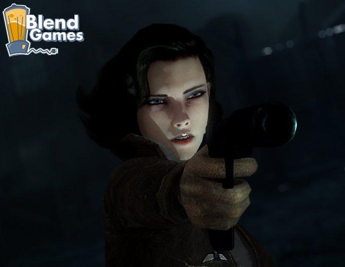 Velvet Assassin And X-Blades Comic-Con Screenshots  #5454