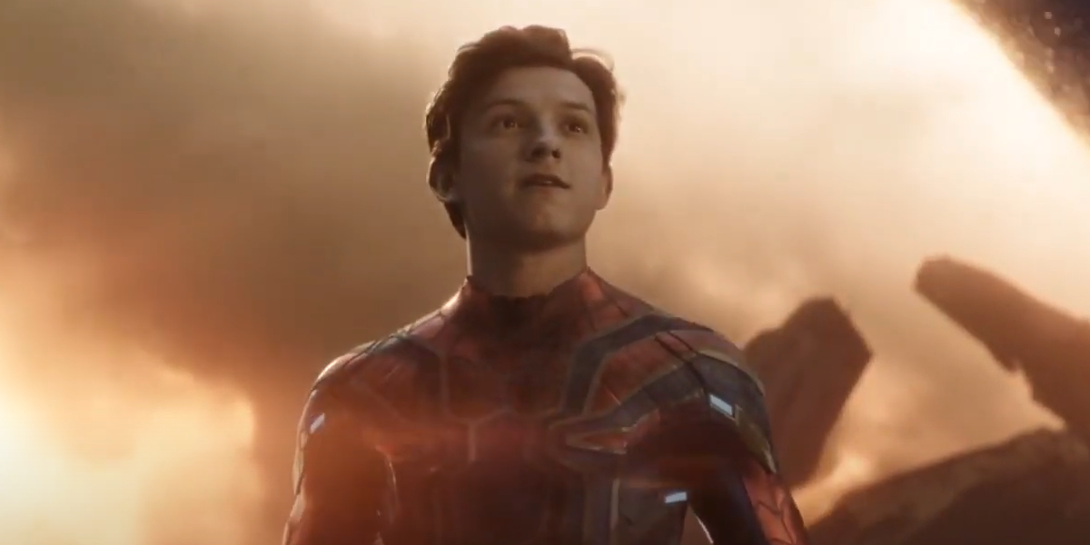 Peter returns from The Snap