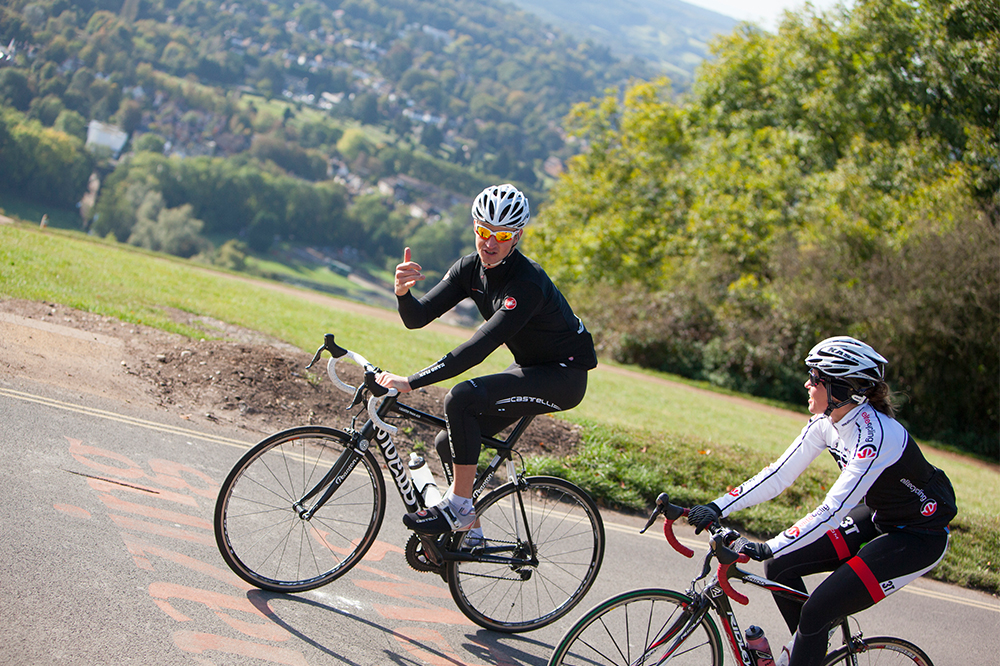 how to road bike training for beginners