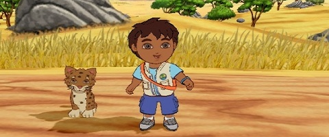 Dora And Diego Take Over This Week's PSN Update - CINEMABLEND