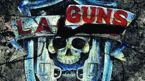 Cover art for L.A. Guns - The Missing Peace album
