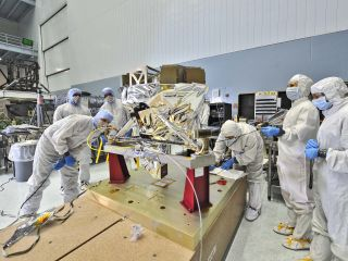 The MIRI Cleanroom Huddle