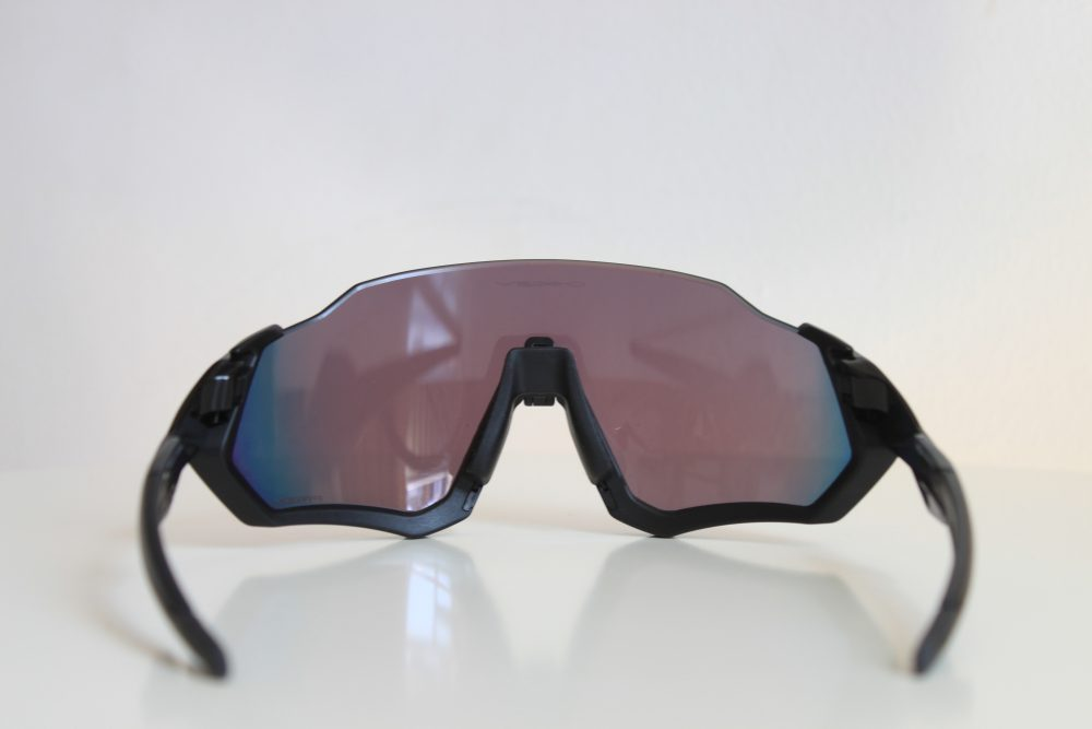 81c3aed463 Oakley Flight Jacket sunglasses review - Cycling Weekly