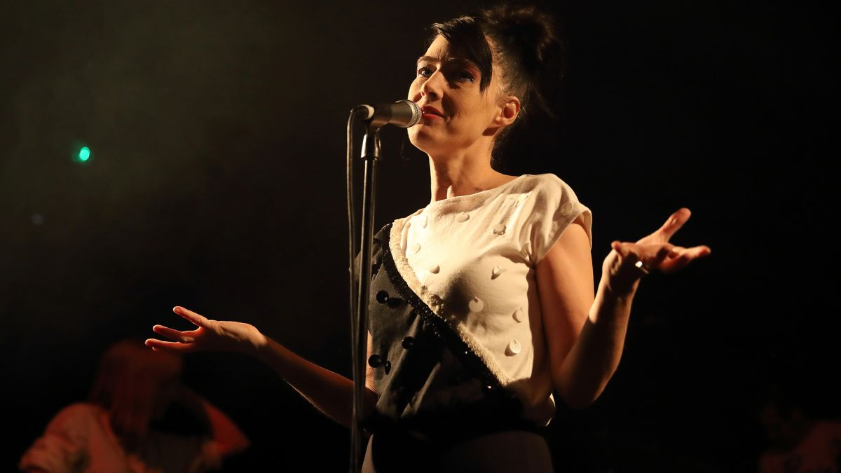 """Kathleen Hanna: """"I love that really sparse guitar sound so much – that's how I write and that's what I want to hear"""""""