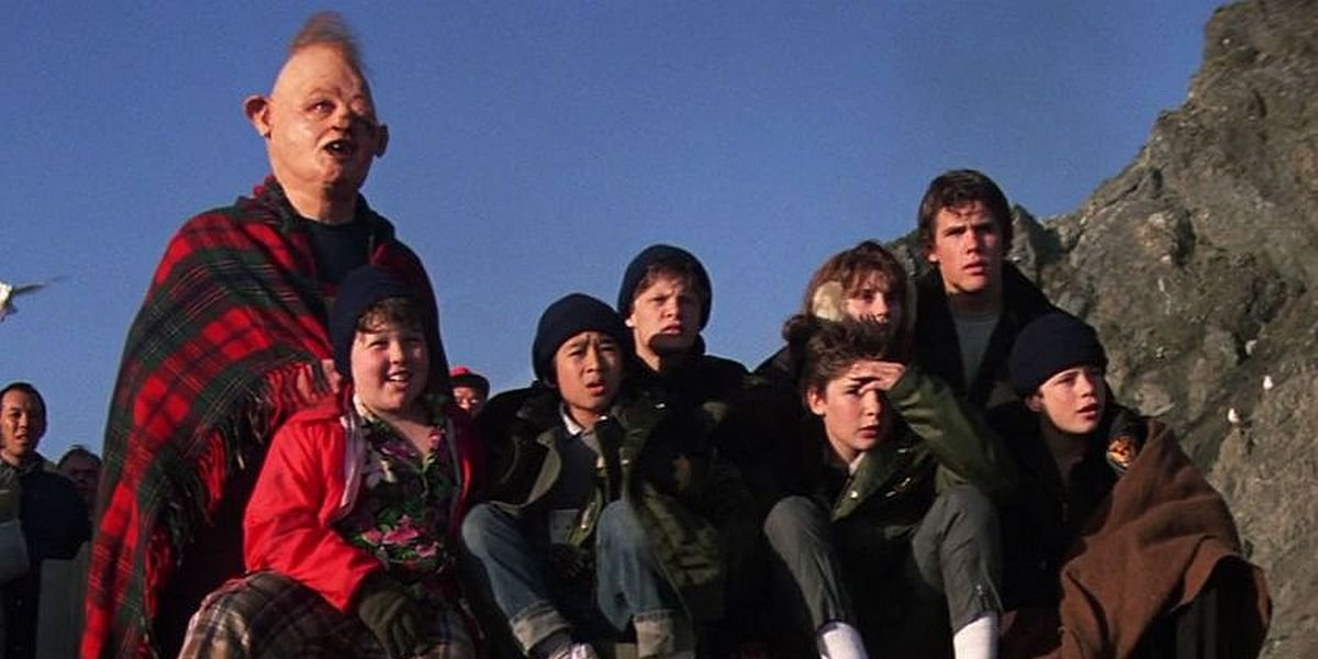 The Goonies together