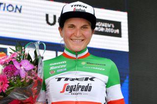 Elisa Longo Borghini (Trek-Segafredo) wins GP de Plouay