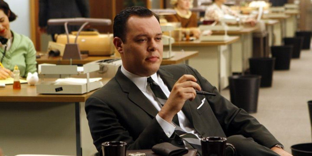 Michael Gladis - Mad Men