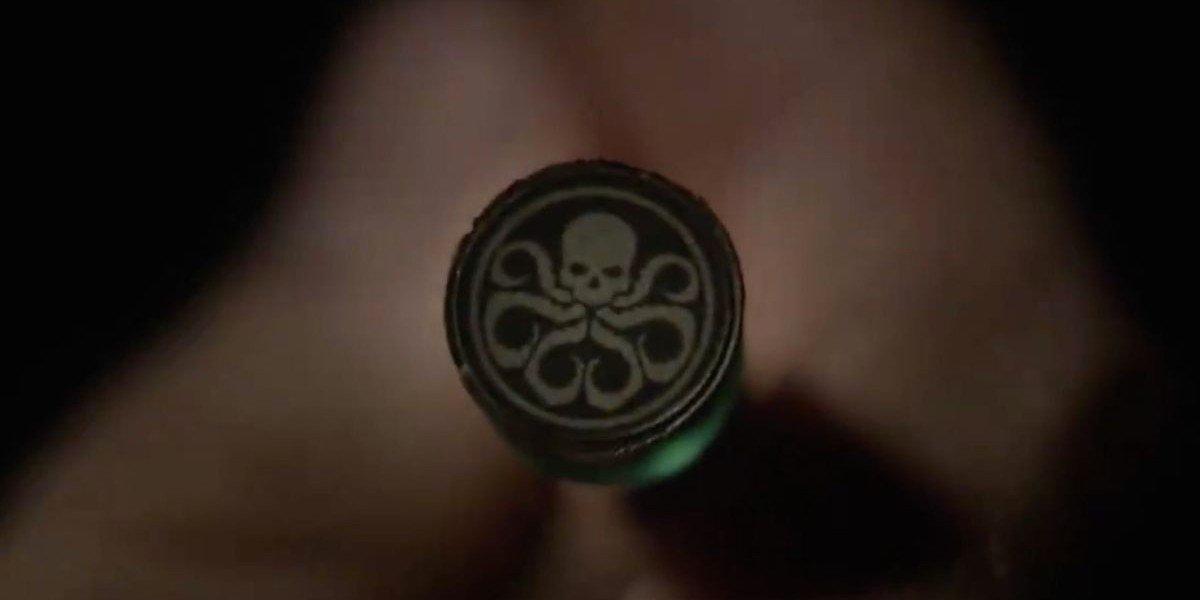Hydra Pin in Season 7