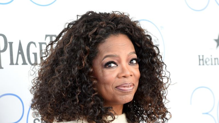 SANTA MONICA, CA - FEBRUARY 21: Oprah attends the 2015 Film Independent Spirit Awards at Santa Monica Beach on February 21, 2015 in Santa Monica, California. (Photo by Amanda Edwards/WireImage)