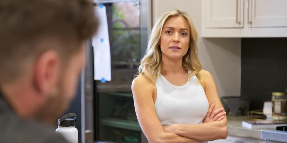Report Alleges Jay Cutler Often Made Kristin Cavallari Cry On Very Cavallari Show 1