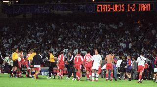 Iran USA France '98