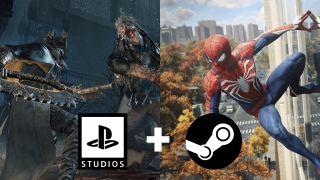 PlayStation Studios Steam