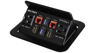 Altinex Premieres TNP327 and TNP327C Interconnect Boxes