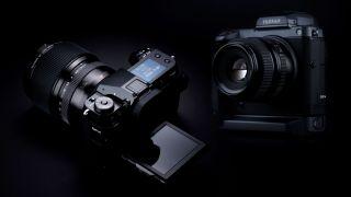 Fujifilm GFX 100s vs GFX 100