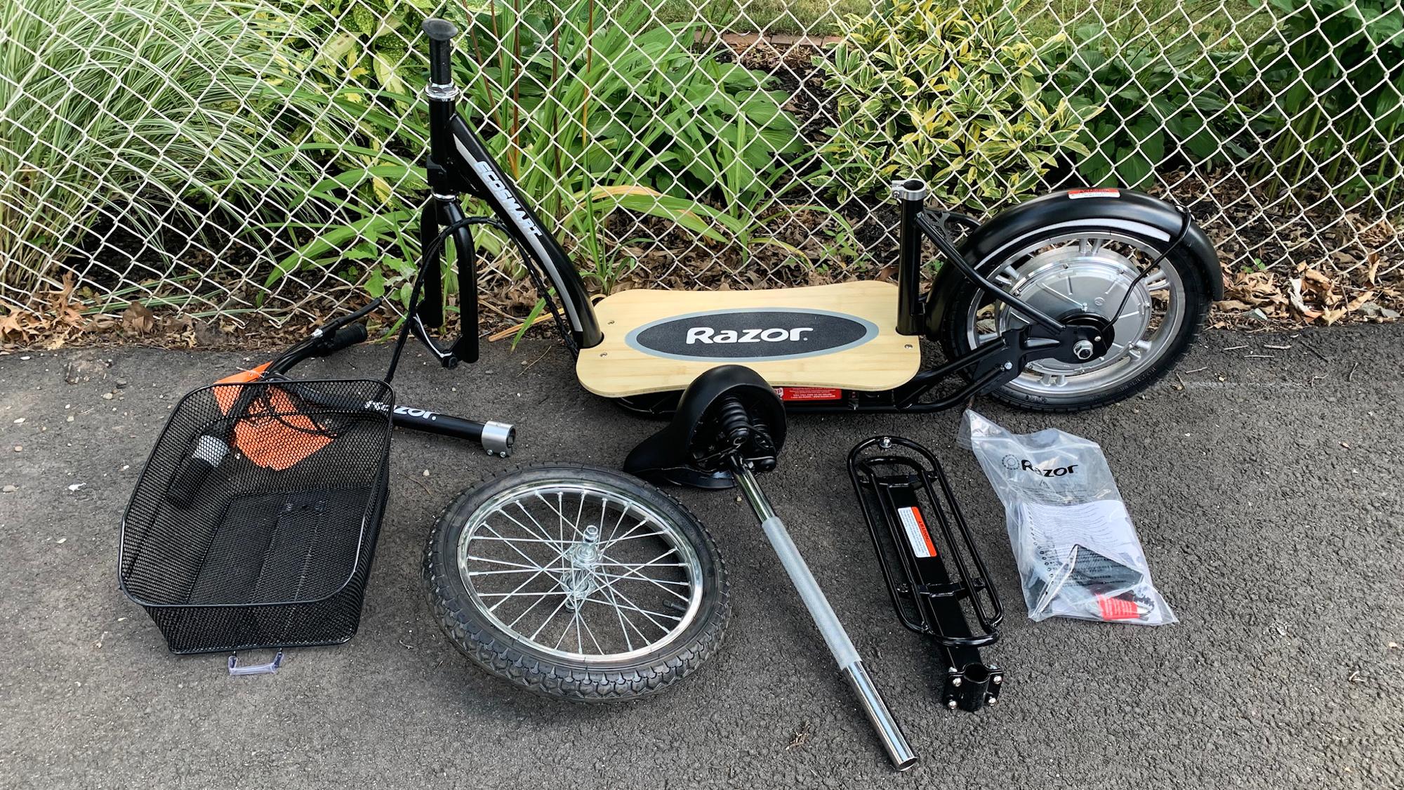 Razor EcoSmart Metro HD electric scooter review