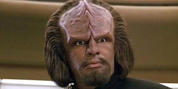 klingon worf