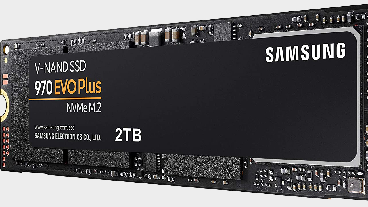 Pick up a 2TB Samsung 970 SSD for $80 off today