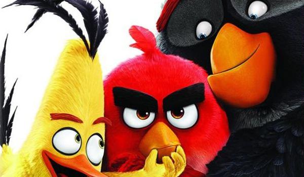 angry birds blu-ray
