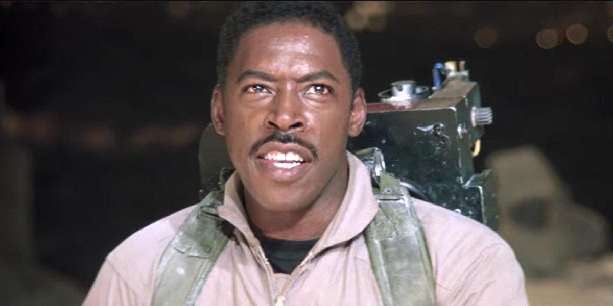 Ernie Hudson in Ghostbusters