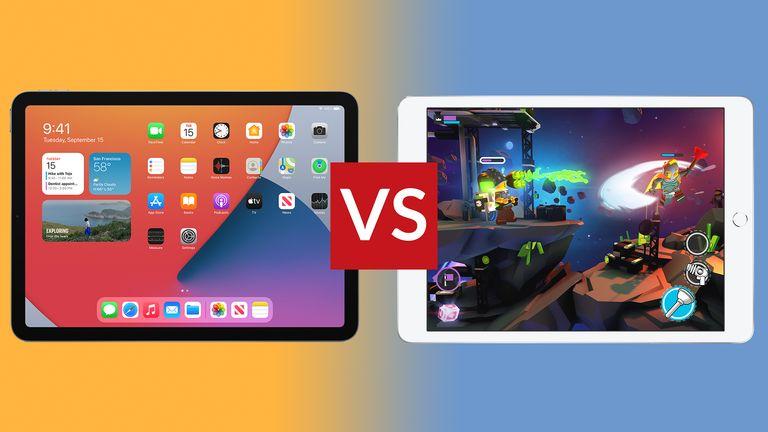 2020 iPad vs iPad Air
