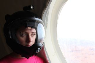 """Join Space.com's Chelsea Gohd on an analog mission to """"Mars"""" for National Space Day!"""