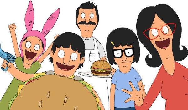 Bob's Burgers The Belchers family photo