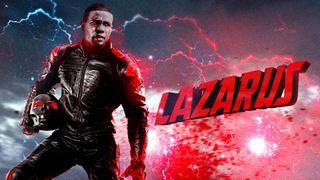 Promo poster for Lazarus.