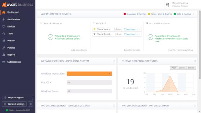 Avast Business Antivirus Pro Plus 2