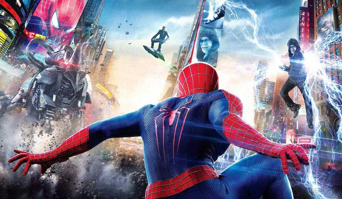 Amazing Spider-Man 2 villains