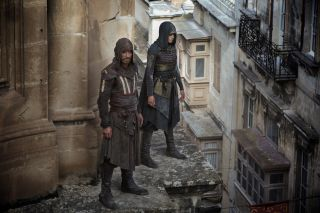 On The Set Of Assassin S Creed This Is No Ordinary Video Game