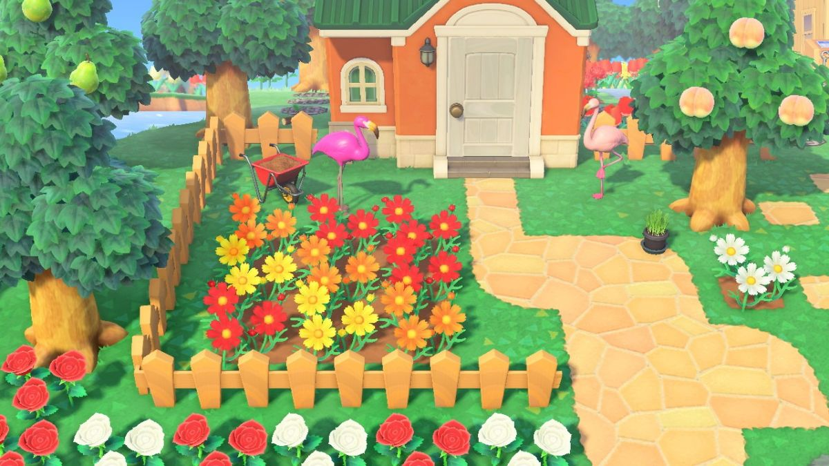 How to get the most out of your garden in Animal Crossing ...