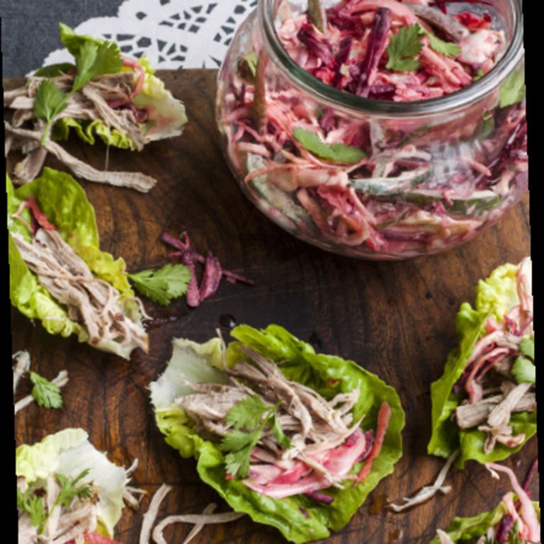 Pulled Pork with Cinnamon and Clove photo