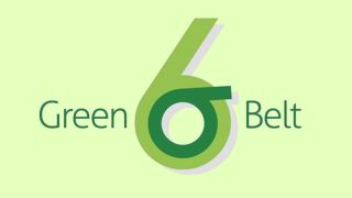Green Belt logo