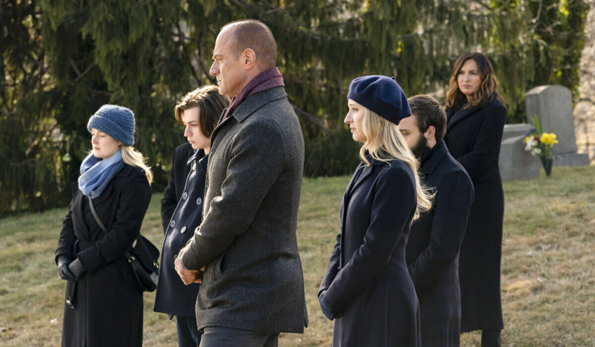law and order organized crime kathy stabler funeral family nbc