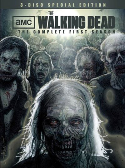 Walking Dead Season 1 Gets A Special Edition With Extra Bonus Features #18342