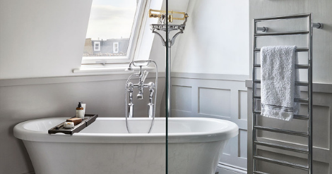 Towel radiators for stylish and cosy bathroom bliss