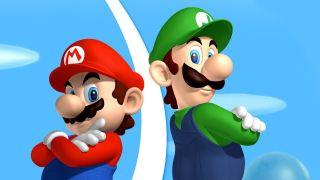 Mario and Luigi Super Mario Bros