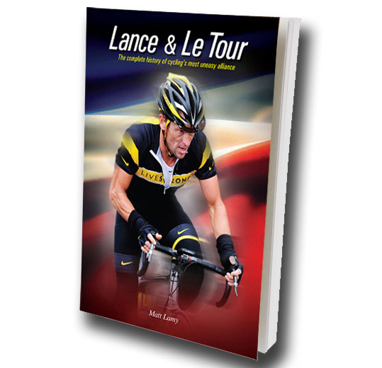 Lance and Le Tour book cover
