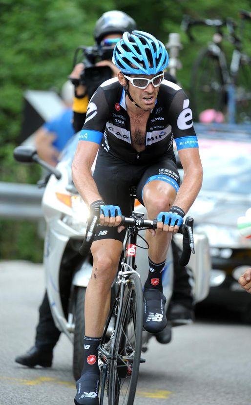 David Millar, Giro d'Italia 2011, stage 16