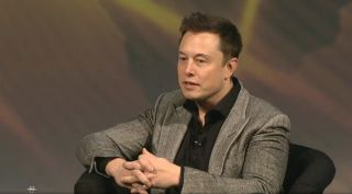 SpaceX chief executive Elon Musk