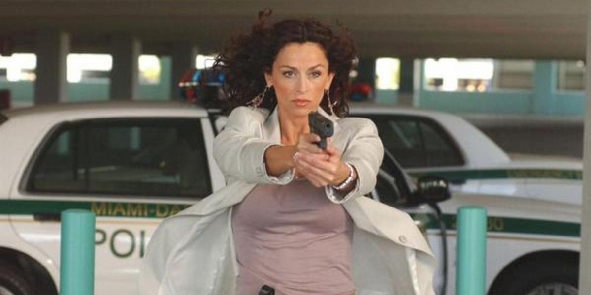 Sofia Milos - CSI: Miami