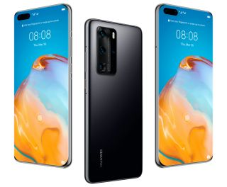 This is the Huawei P40 Pro 5G