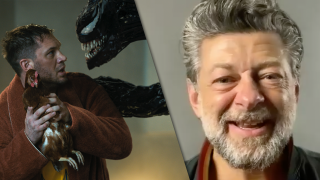 Andy Serkis Venom: Let There Be Carnage Interview