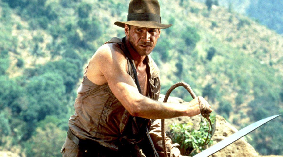 Is it just me, or is Indiana Jones a jerk?