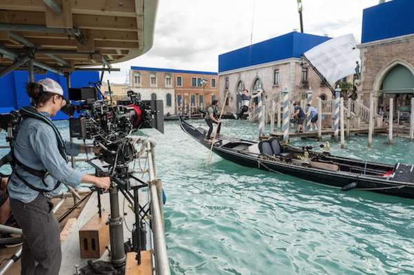 BTS shot on Spider-Man: Far From Home